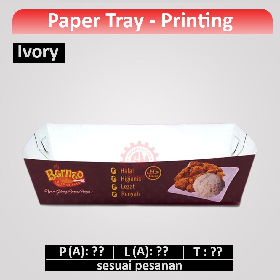 Printing Paper Tray, custom