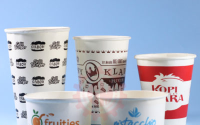 Mengenal Jenis-jenis Paper Cup